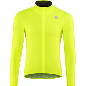 Sportful Fiandre Light NoRain Jacket Herren yellow fluo